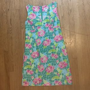 Lilly Pulitzer Dress White Label Size 12